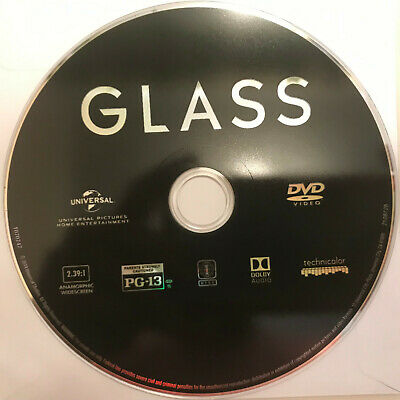 """Mcavoy 'Glass/The Visit' (2019) Orig. Rel. Single Disc Widescreen Dvd/Bluray"""