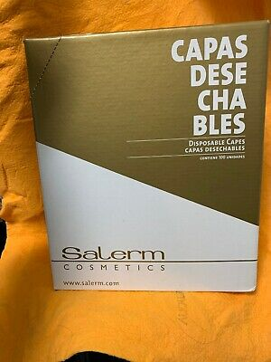 Salerm disposable Capes