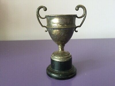 Vintage. Silver Plated.Trophy. Cup