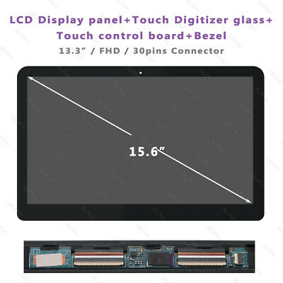 "15.6"" HP Envy X360 M6-W103DX M6-W102DX LCD Touch Screen Replacement 807532-001"