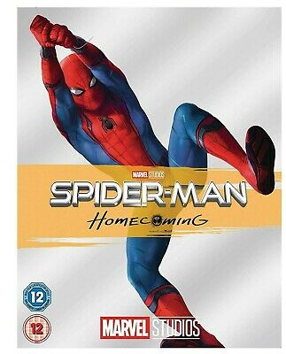 Spider-man Homecoming [Region Free Blu-ray] LIMITED EDITION *FAST UK DELIVERY*