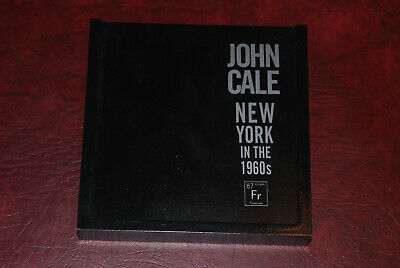 John Cale: New York in the 1960s, Rare Table of the Elements 3 CD wooden box set
