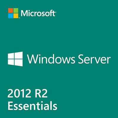 Windows Server 2012 R2 Essentials 25 PC Download ISO Vollversion E-Mail - NO key