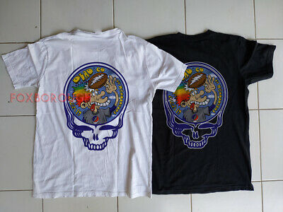 Dead and Company 2019 Summer Tour Blue t shirt Sizes S-4X
