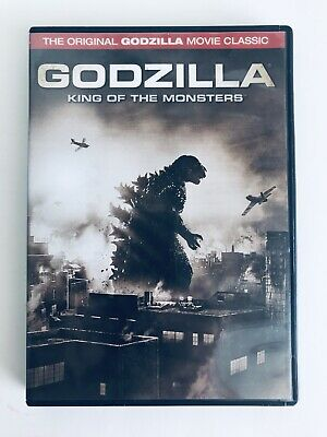 Gojira 1964 / Godzilla King of the Monsters 1966 DVD 2-Disc Set Region 1 USA
