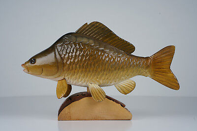 Hand -Crafted Common Carp