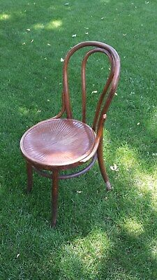 Antique Mundus Bentwood Chair