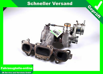 Renault Grand Scenic III Turbocompressore 8201165362 1.2 Tce