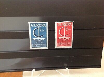 Europa France 1966/1970 - 5 annees timbres neufs sans charnière ** - MNH