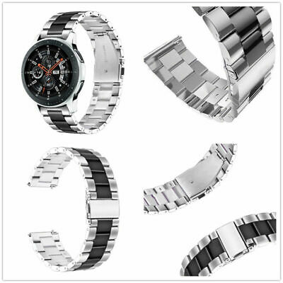 Stainless Steel Watch Band Quick Release Strap For Samsung Galaxy Watch SM-R800