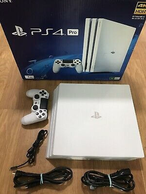 SONY PLAYSTATION PS4 PRO - Glacier White