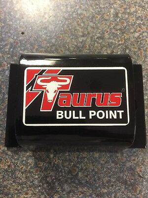 Taurus Bull Point Including Fittings & Instructions