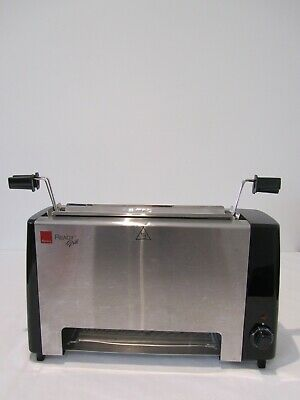 Vintage Retro VERTICAL GRILL Exc Con Toaster Meat Sandwich Maker