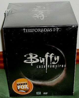 Buffy The Vampire Slayer 1° -7° Stagioni Serie Completa 39 DVD Nuovo (senza