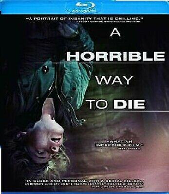 A Horrible Way To Die - Blu Ray - Perfect Condition - Free Shipping