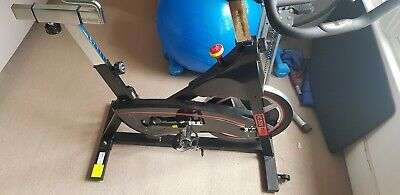 JLL Ic300 Pro Indoor Cycling Exercise Bike Direct Belt Driven 20kg