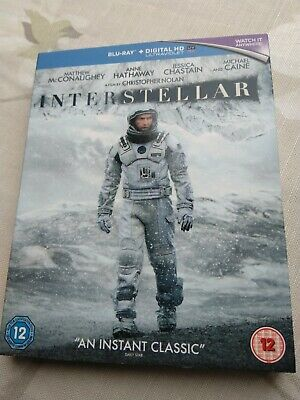 Interstellar - 2 BLU RAY Disc with special features