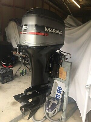 Mariner Four Stroke 50 Hp Can Freight Australia Wide
