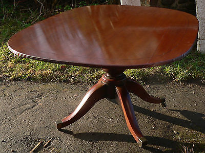 Antique Dining Table. Victorian.