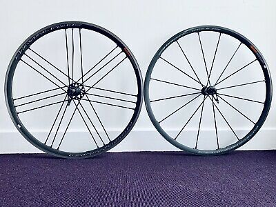 Wheels with 12mm Steel Axle Freehub Body For Campagnolo Bullet Shimano 10sp