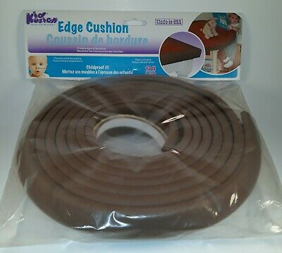 New Kid Kushion Toddler Cushion For Hard Edges Brown 12Ft