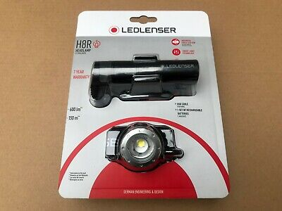 Ledlenser H8R Rechargeable Professional LED Head Torch 500852 600 Lumens