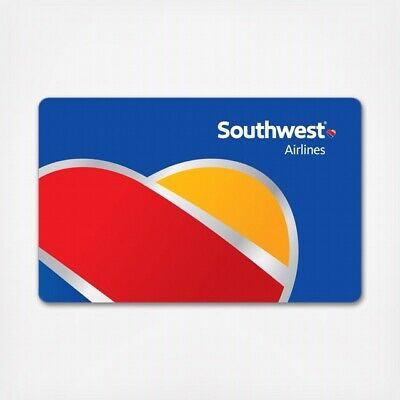 Southwest Airlines $100 Gift Card - Fast Digital Delivery