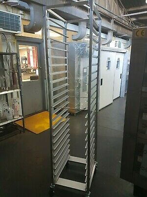 Special Rack to Hold 400x600mm Trays, 22 Shelves