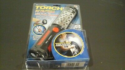 Bell+Howell TorchLite Work light Battery Operated with 33 Super Bright LEDs