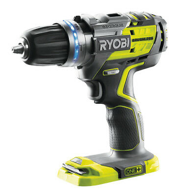 Ryobi R18PDBL-0 One+ 18V Brushless Percussion Drill cordless-Body Only