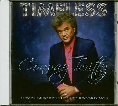 Conway Twitty - Timeless (CD) - Classic Country Artists