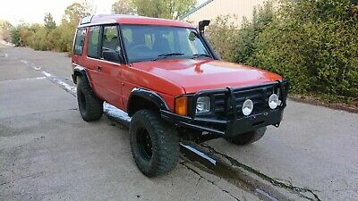 1993 Land Rover Discovery- 2 Door, Super Cool 3.9Ltr V8, Auto, Lift Kit, Muddies