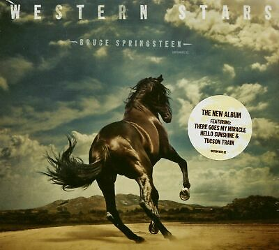 Bruce Springsteen - Western Stars (CD) - Charts/Contemporary Country