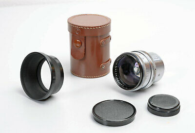 PROTOTYPE! Carl Zeiss Jena Nr. 0000003 Biotar 1:1,5 f=7,5 cm RED T