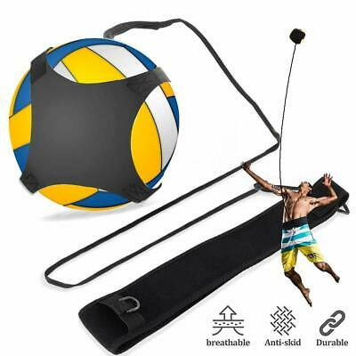 Football Self Training Kick Practice Trainer Aid Equipment Waist Belt Returner .