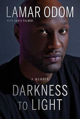 Darkness to light: A memoir by Lamar Odom (PDF•KINDLE•Epub) EbooKs•Fast delivery