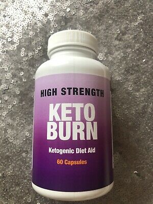 KETO BURN Advanced *Stronger Than PureFit 60 Capsules Advanced Weight Loss