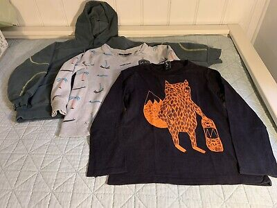 Boys size 6 and 7 Minti and Rip Curl Jumper