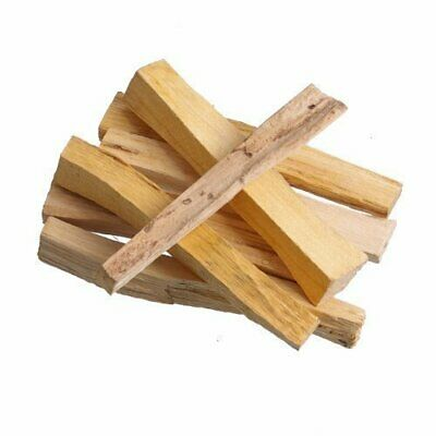 Holy Wood Sticks Palo Santo Bursera Graveolens 12 Pieces