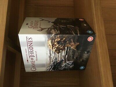Game of Thrones Series 1-7 Box Set Region 2
