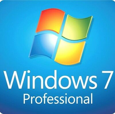 Genuine Microsoft Windows 7 Pro OA Professional License Key / Scrap PC - *UK*