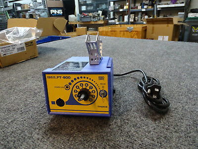 BRAND NEW Hakko FT-800 Thermal Wire Stripper Station .