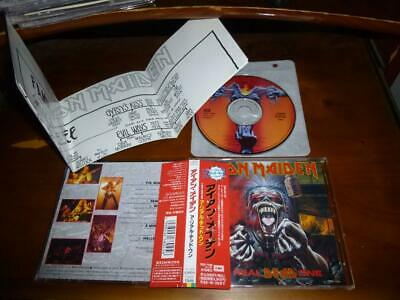 Iron Maiden / A Real Dead One JAPAN w/Tree TOCP-7599 *K