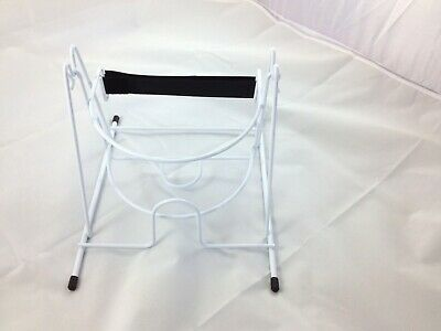 White Kettle Tipper Disability Aid Safety Frame. Slight seconds