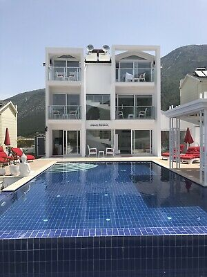 Luxury Private Villa Hissarnou Turkey
