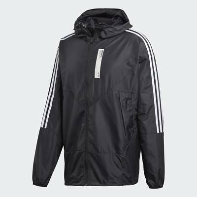 Details about adidas ORIGINALS MEN'S NMD FULL ZIP HOODIE HOODED BLACK RETRO STYLE FASHION NEW