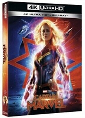 Captain Marvel (4K Ultra HD + Blu-Ray Disc)