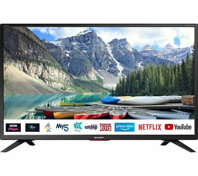 "SHARP 1T-C32BC5KH2FB 32"" Smart HD Ready LED TV"
