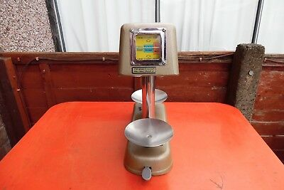 Vintage Omal Universal Money Checker Weighing Scales - Bank Notes & Coins