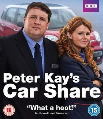 Peter Kay's Car Share - Series 1 (DVD, 2015) NEW SEALED